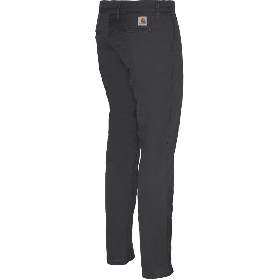 SID PANT I003367 - Sid Pant - Bukser - Slim - BLACKSMITH RINSED - 3